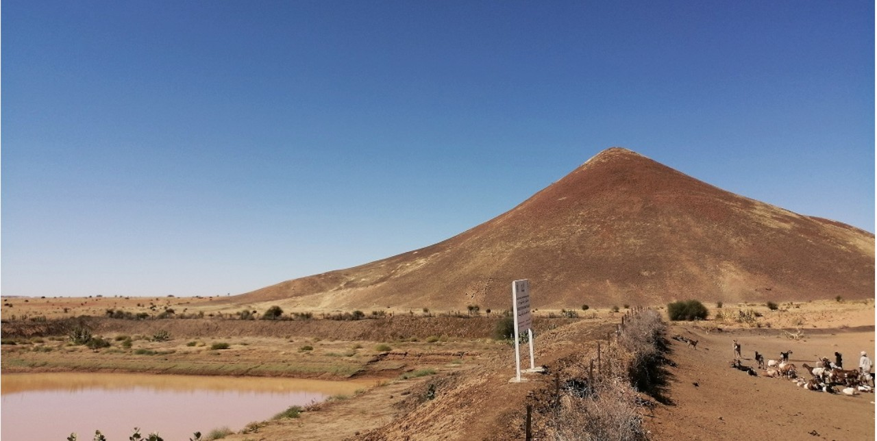 North Darfur: a new Haffir provides water to 6,240 individuals