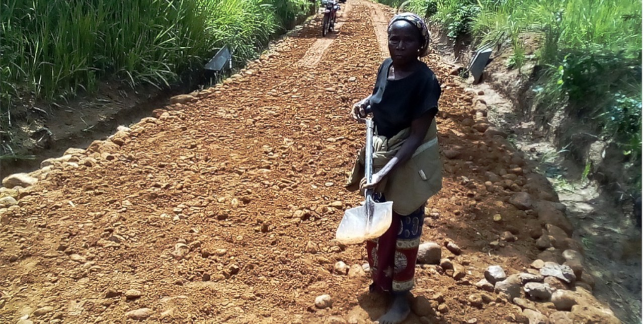 RDC. Les infrastructures favorisent la sécurité alimentaire de 90.000 personnes
