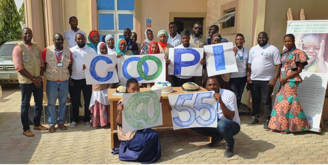 55 anni di COOPI: il messaggio del presidente Ceravolo