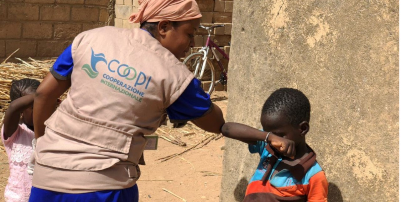 Covid-19. In Mali continuiamo a garantire assistenza ai bambini