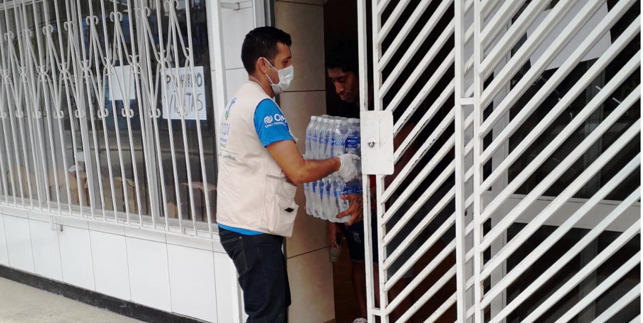 Perù. Covid-19: continua il supporto ai migranti venezuelani