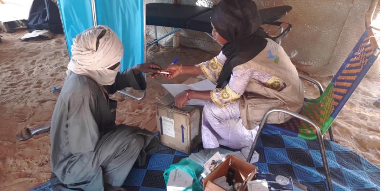 Covid-19. In Niger supportiamo i Centri di Salute Integrati del Ministero della Salute Pubblica