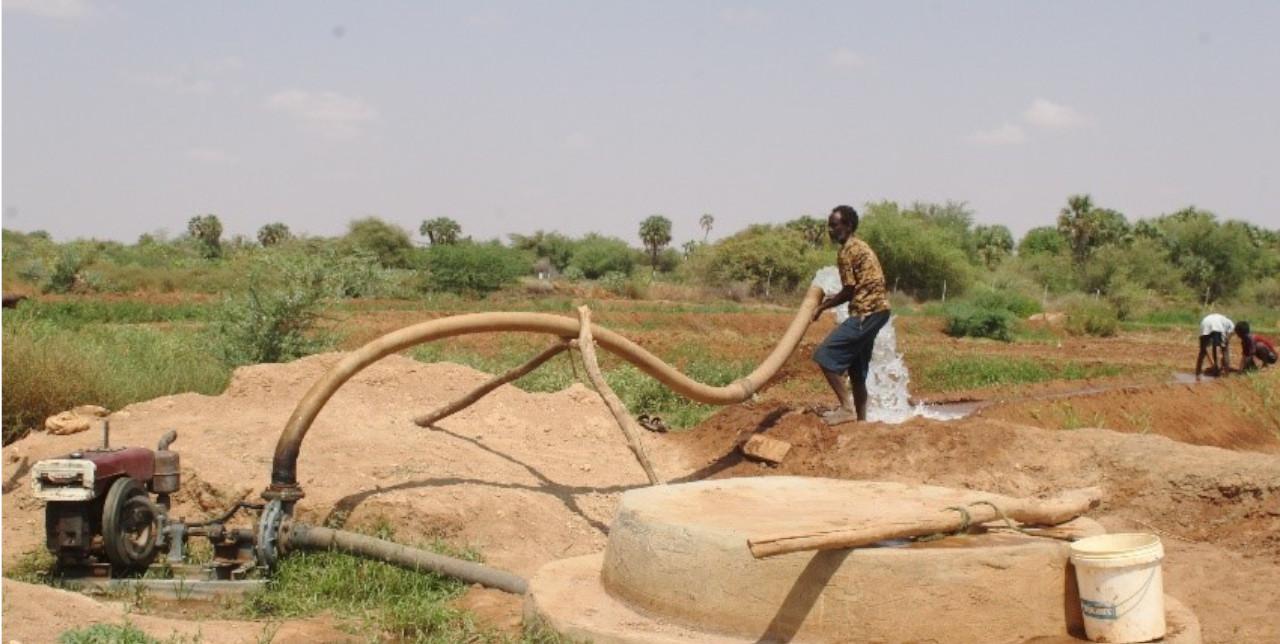 Somalia. La costruzione di pozzi aumenta la resilienza delle famiglie agropastorali