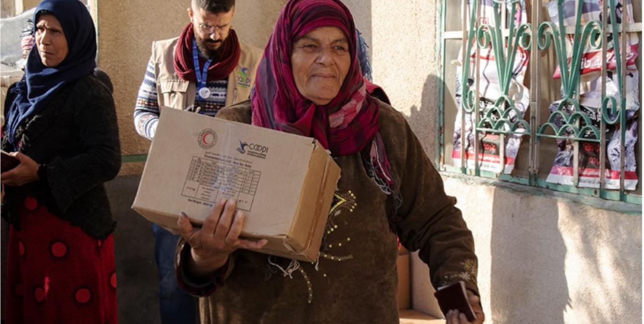 Siria. La distribuzione di sementi garantisce la sicurezza alimentare ai tempi del Covid-19