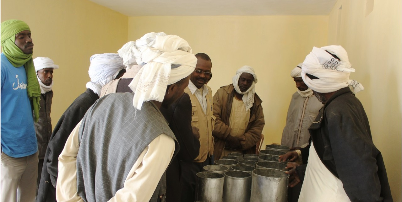 North Darfur. Sustainable infrastructure to resilience from El Nino