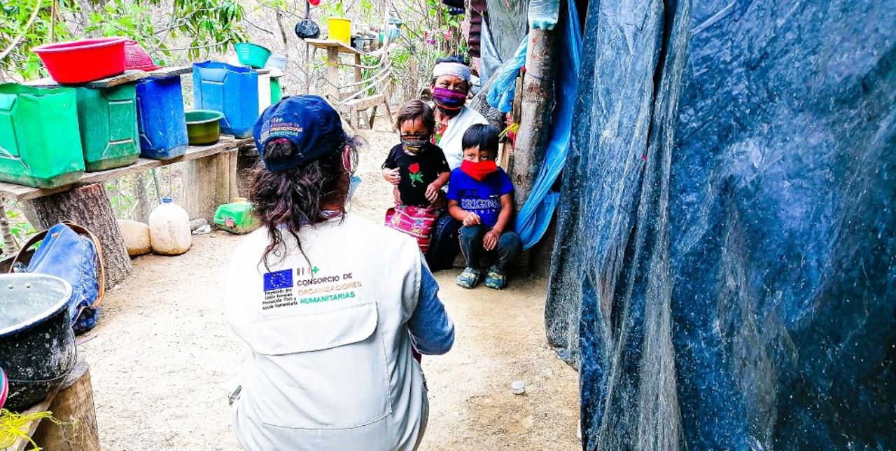 Covid-19. In Guatemala in prima linea per le famiglie più vulnerabili