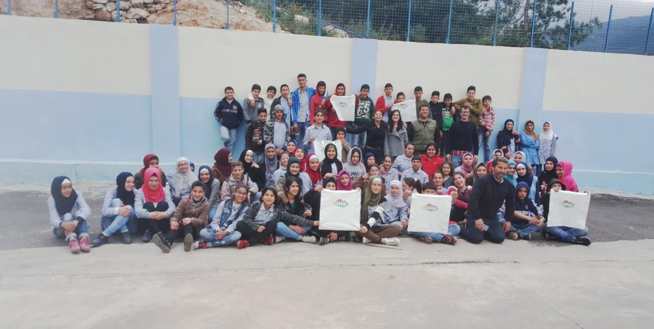 Libano. Un futuro più verde grazie agli studenti delle scuole di Jurd el-Kaytee