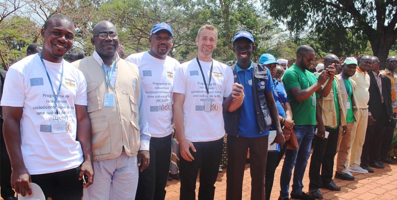 RCA. Rinforzare la pace intercomunitaria è la priorità nel Sud Est