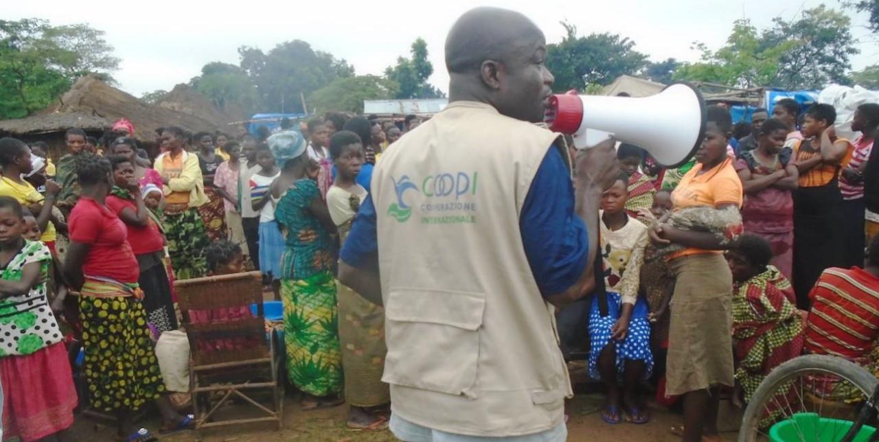 RDC. Sara e Philippe hanno ritrovato le loro famiglie