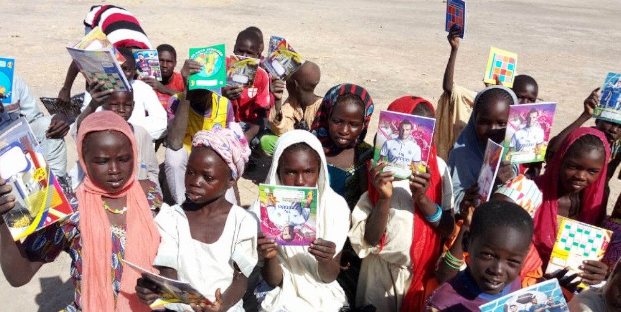 Camerun. I nostri alunni superano l'esame di ammissione alla scuola secondaria