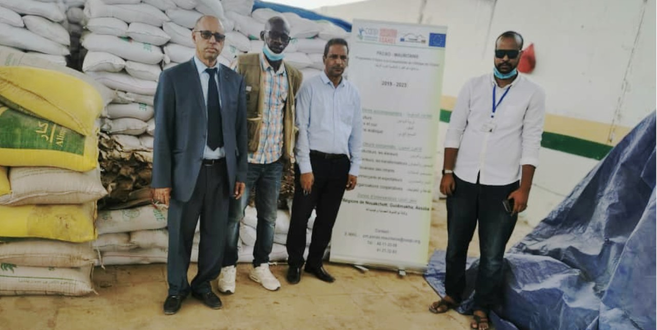 Mauritania. A project that assure development and jobs
