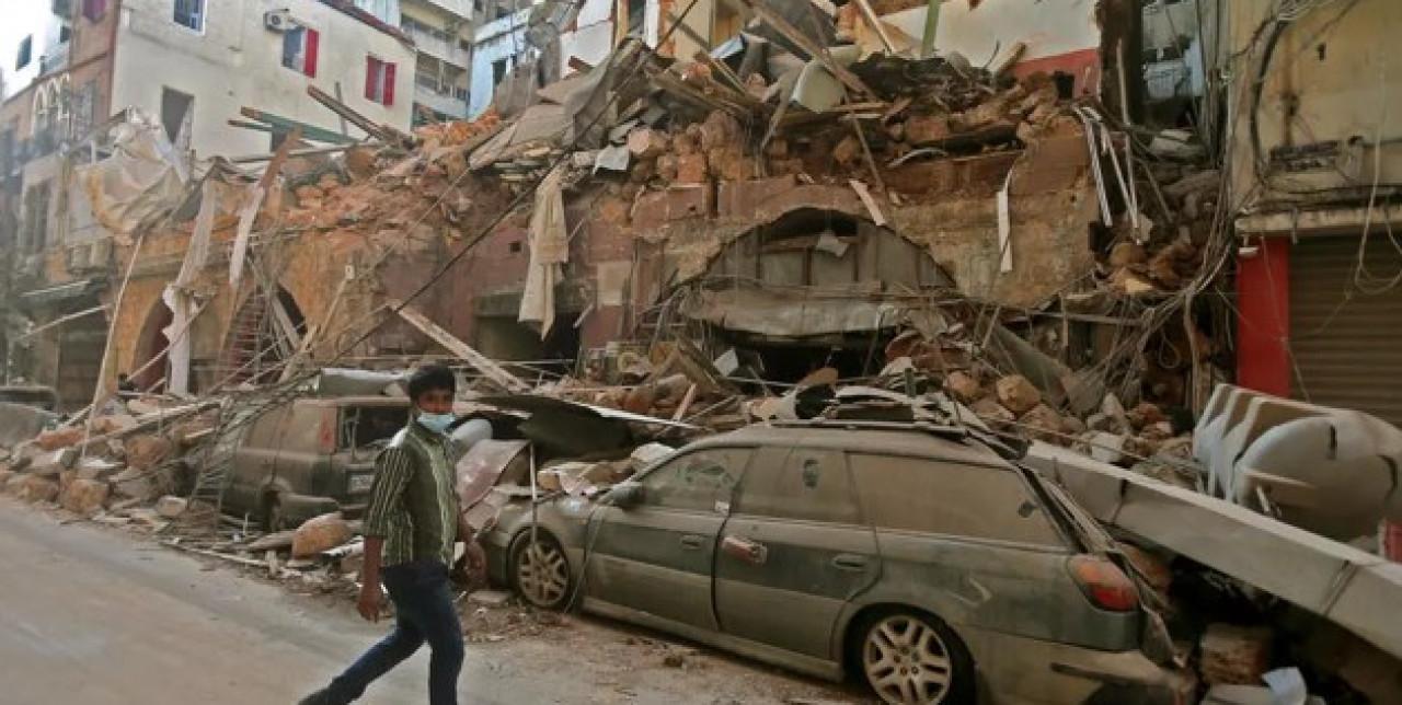 Esplosione in Libano: appello urgente per le famiglie di Beirut