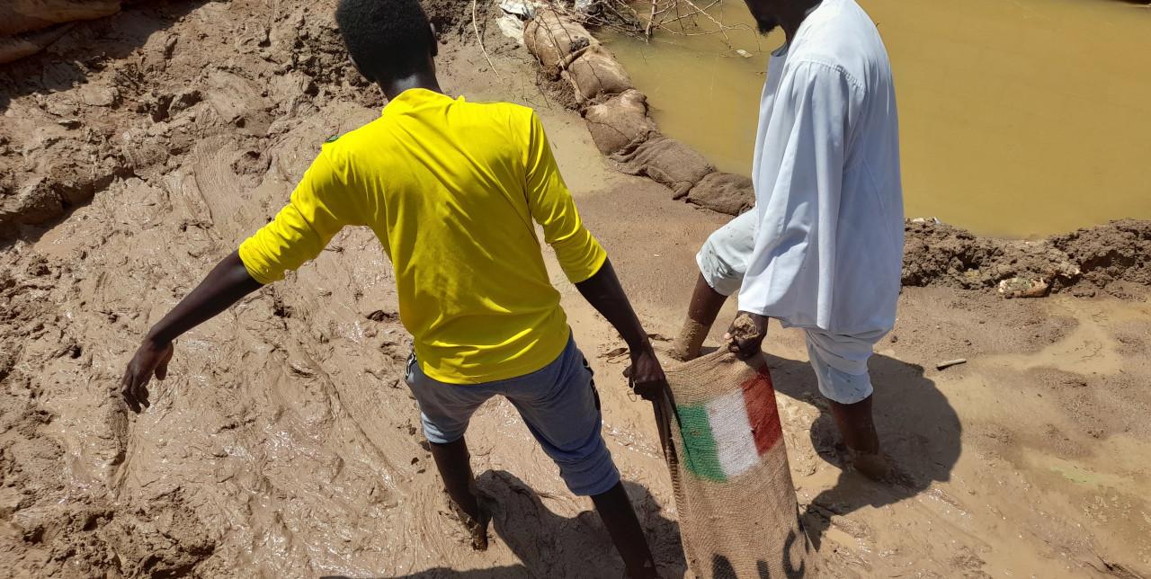 Sudan. Risposta rapida all'emergenza alluvione