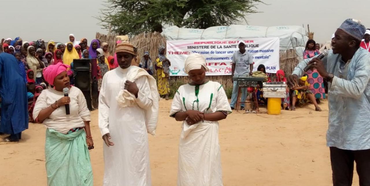 Niger, Giornata Mondiale della Salute Mentale. L'impegno di COOPI