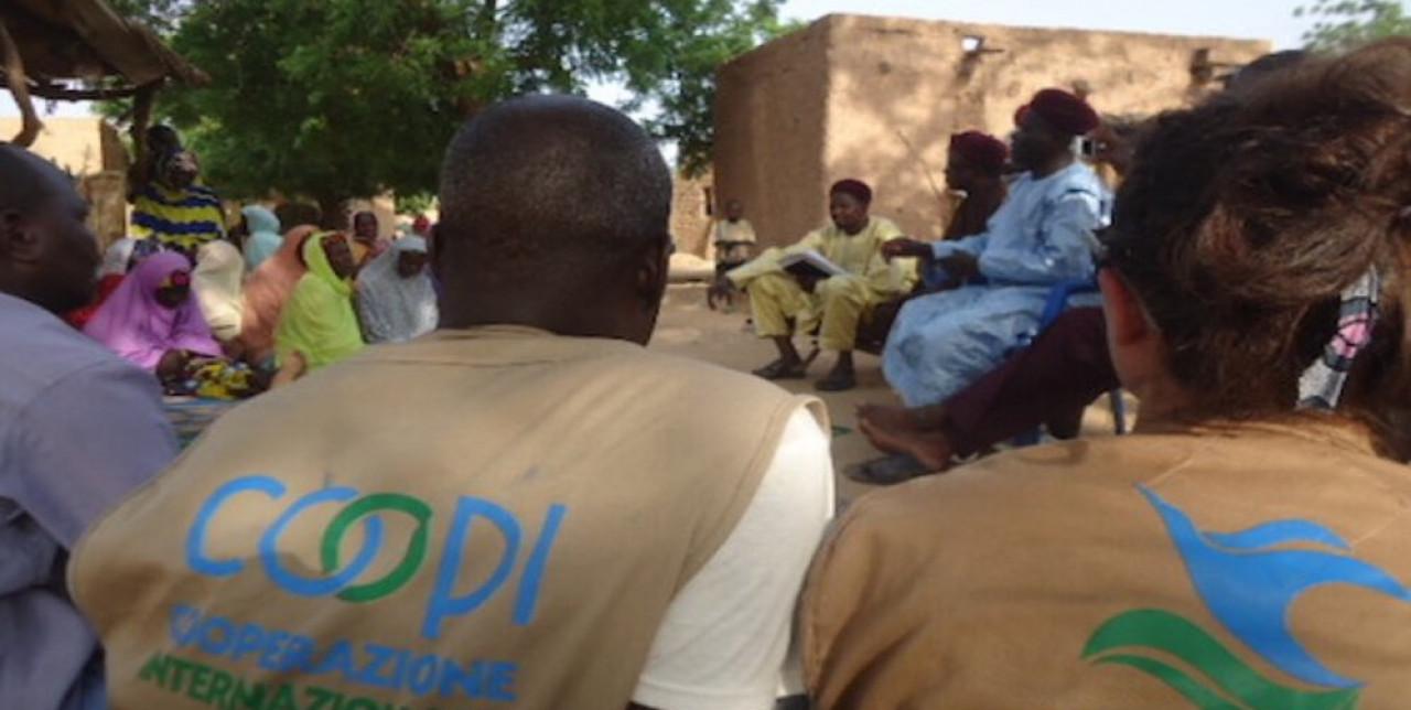 COVID-19. COOPI al fianco della sanità pubblica per fare fronte alla pandemia in Niger