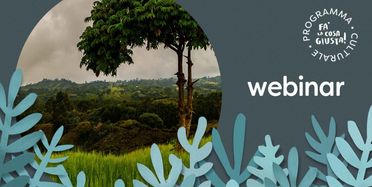 Do the right thing! The webinar on sustainable tourism and agriculture