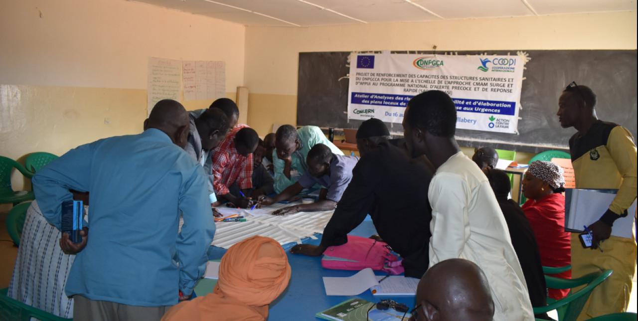 Niger. COOPI si impegna ad aumentare la resilienza del sistema sanitario locale