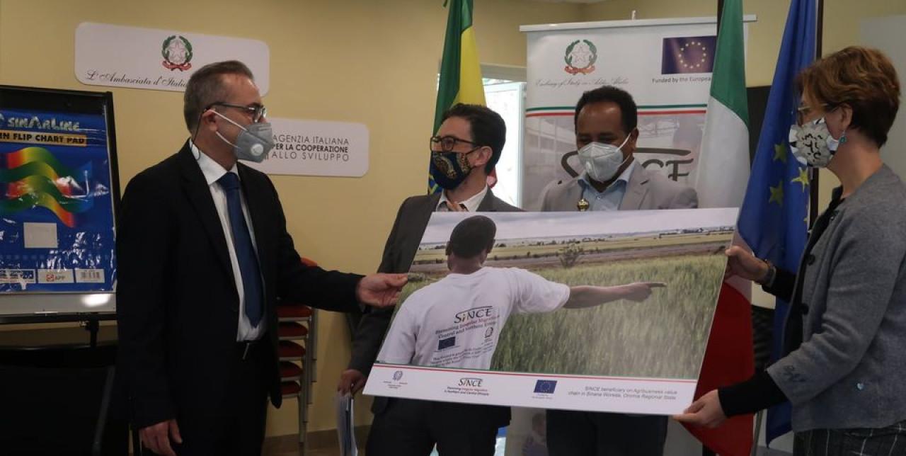 Etiopia. COOPI vince il premio per il miglior progetto SINCE