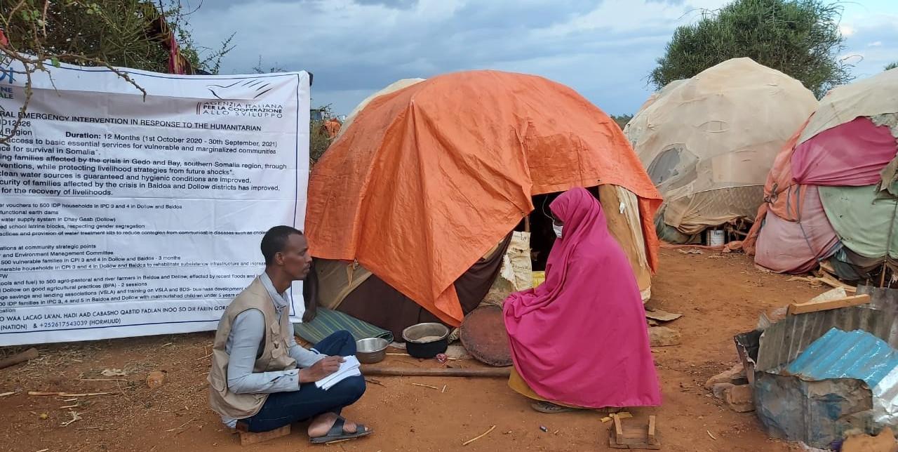 Somalia. Isho Ibrahim Hassan ora può mettere da parte denaro per lei e la sua famiglia