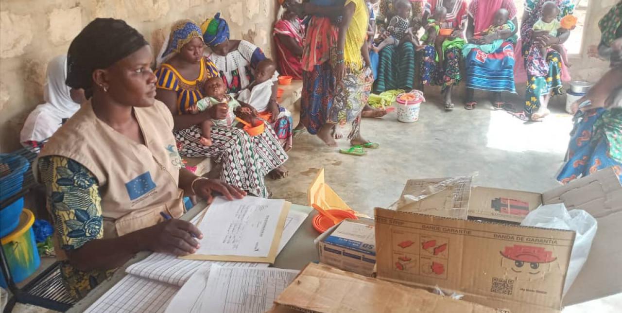 Mali. Risposta complementare Covid-19 alla malnutrizione