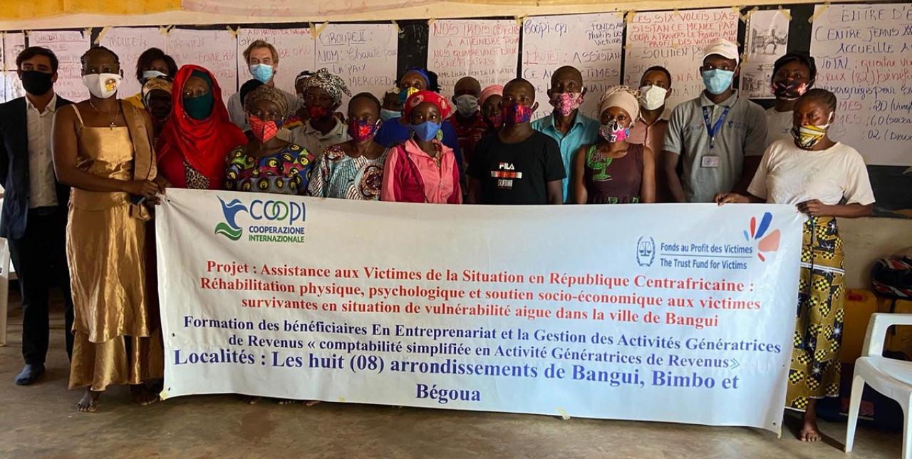 Centrafrica. Sostegno alle vittime dei crimini di guerra e contro l'umanità