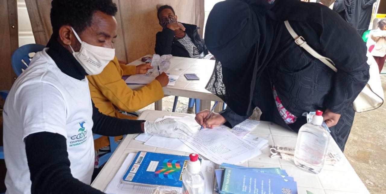 Ethiopia. Emergency support to returning migrants in quarantine