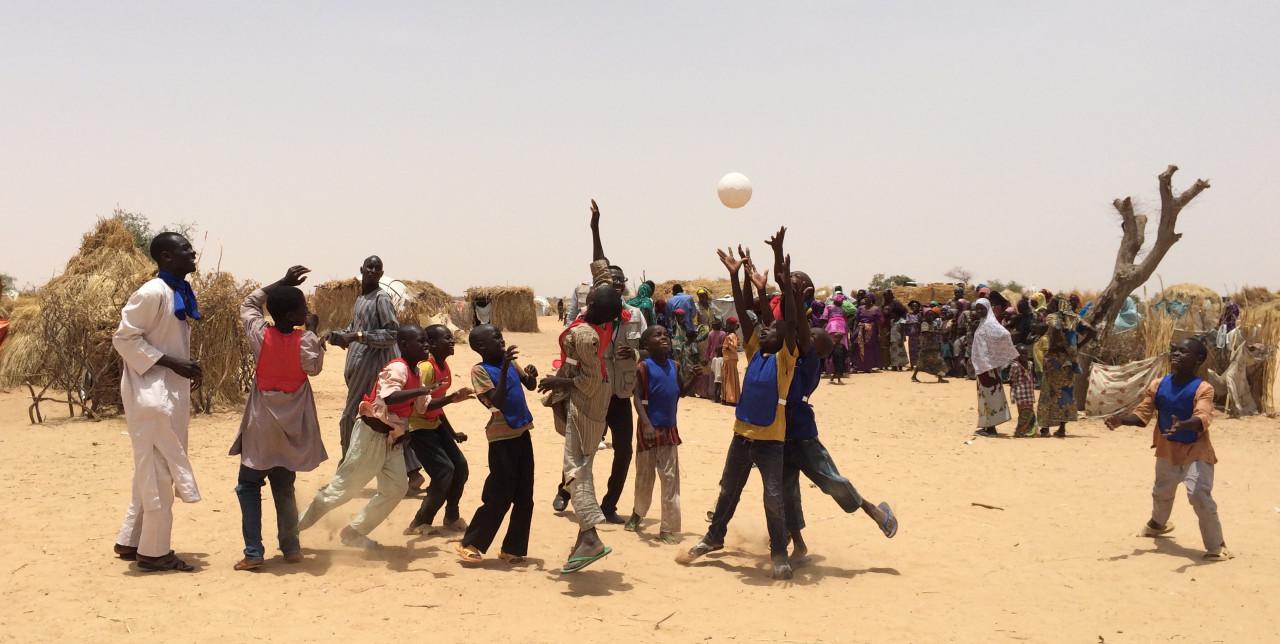 Giornata mondiale del Rifugiato. L'esperienza in Niger