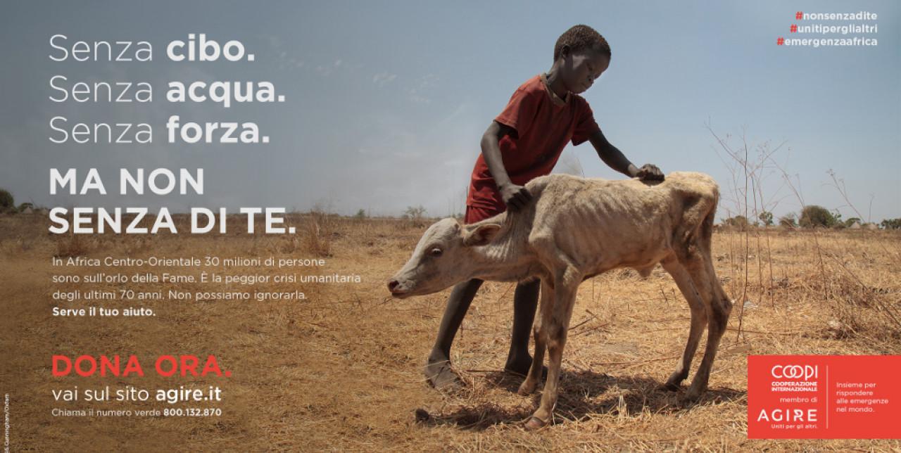 In Africa è allarme fame