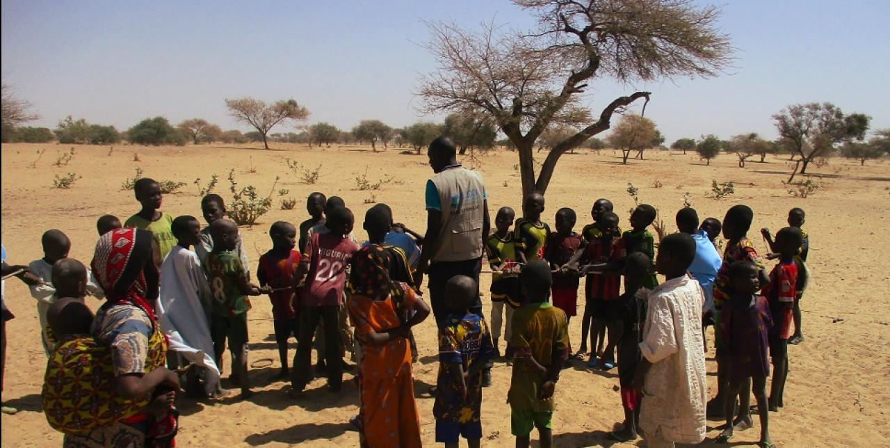 Tchad: éducation contre le manipulation