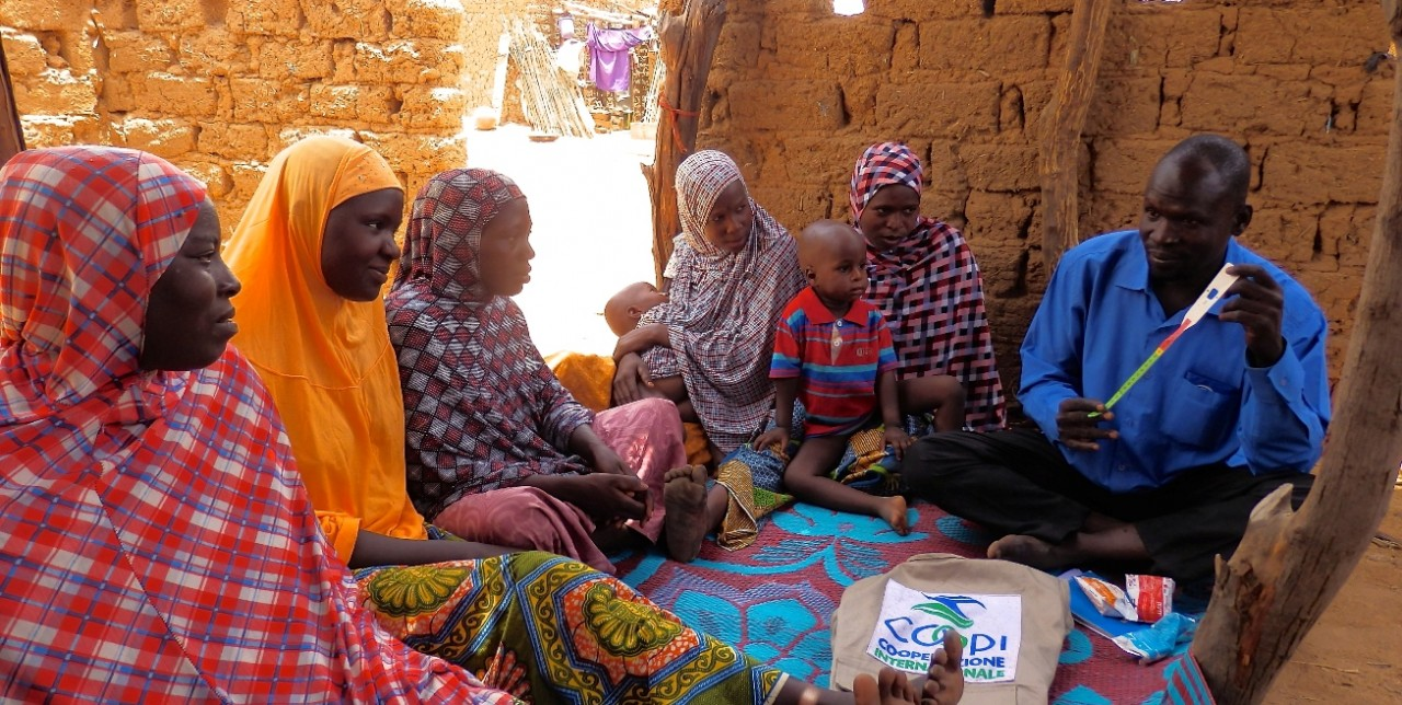 Niger: the strength of words to fight malnutrition