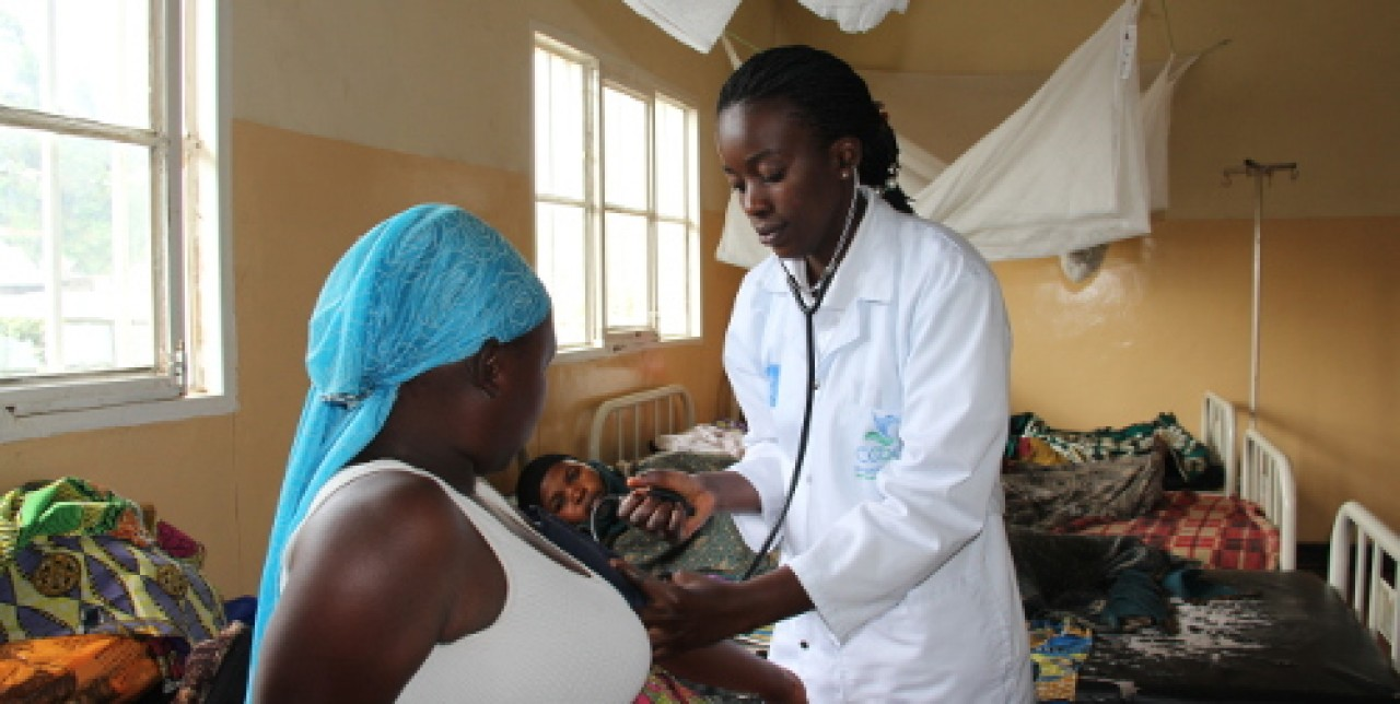 Congo: free medical treatment for 200,000 people