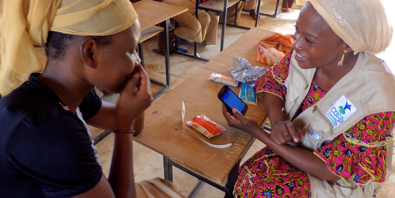 Malnutrition au Niger: le pari de l'innovation