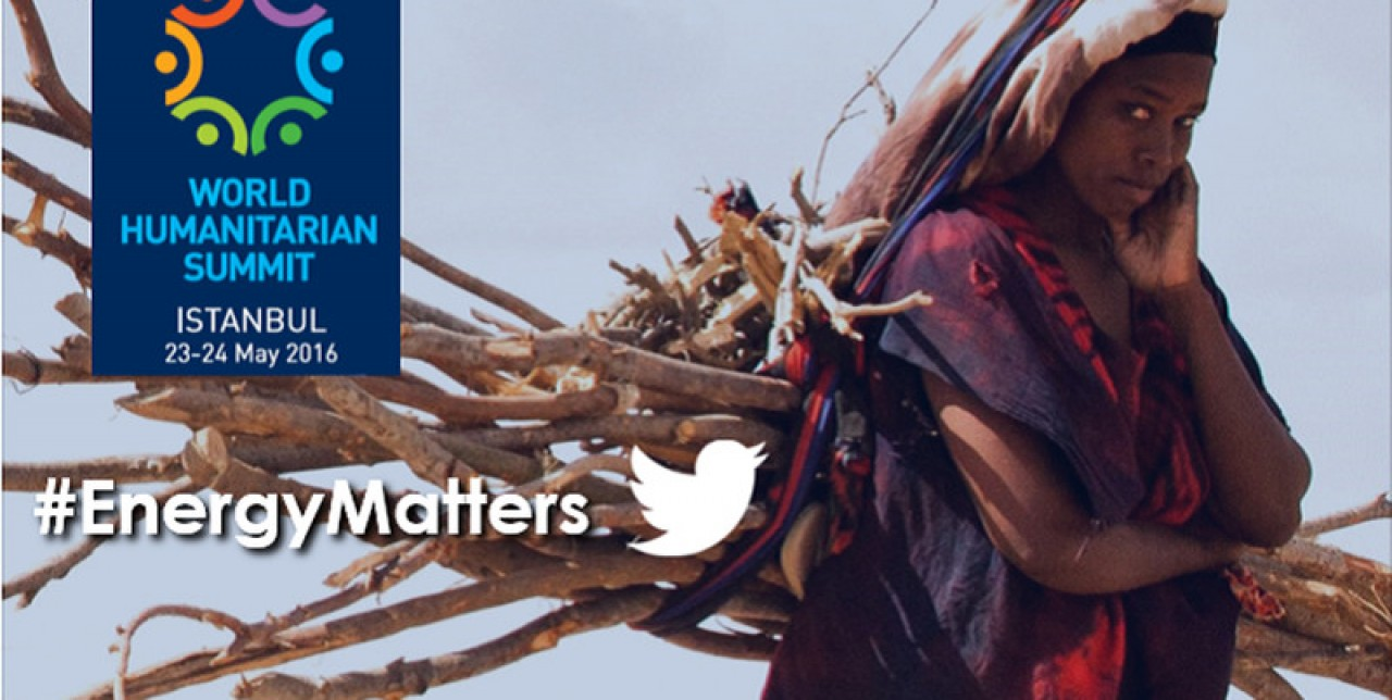 #EnergyMatters for Crisis-Affected People
