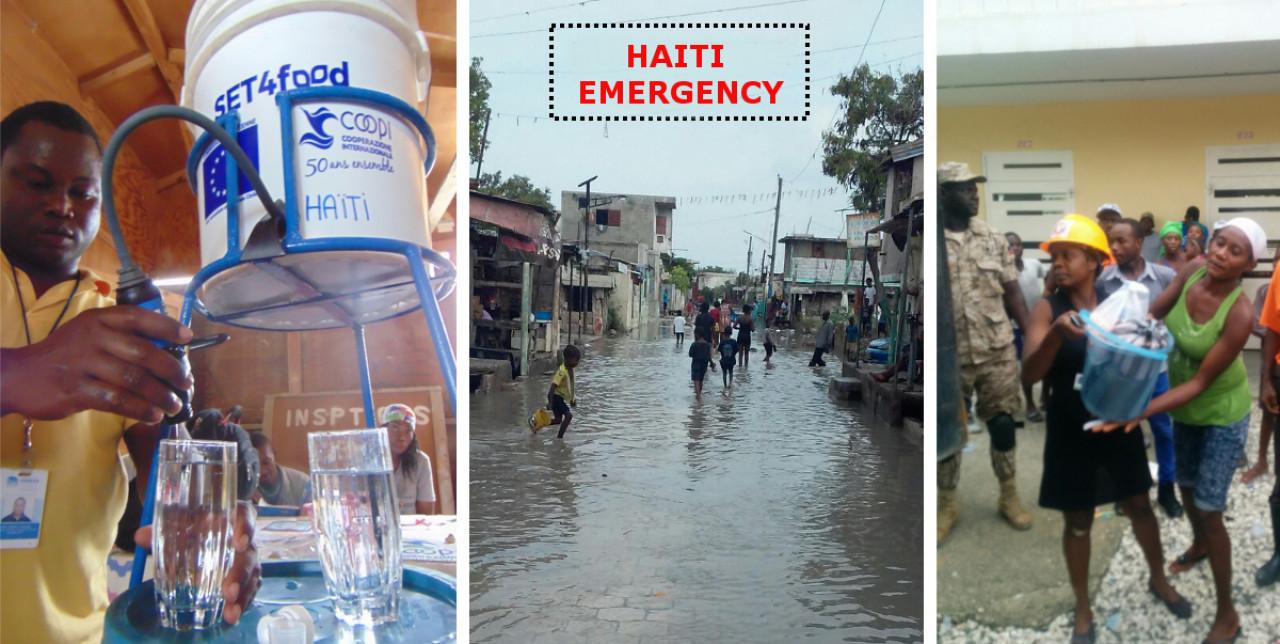 Haiti Hurricane: donate