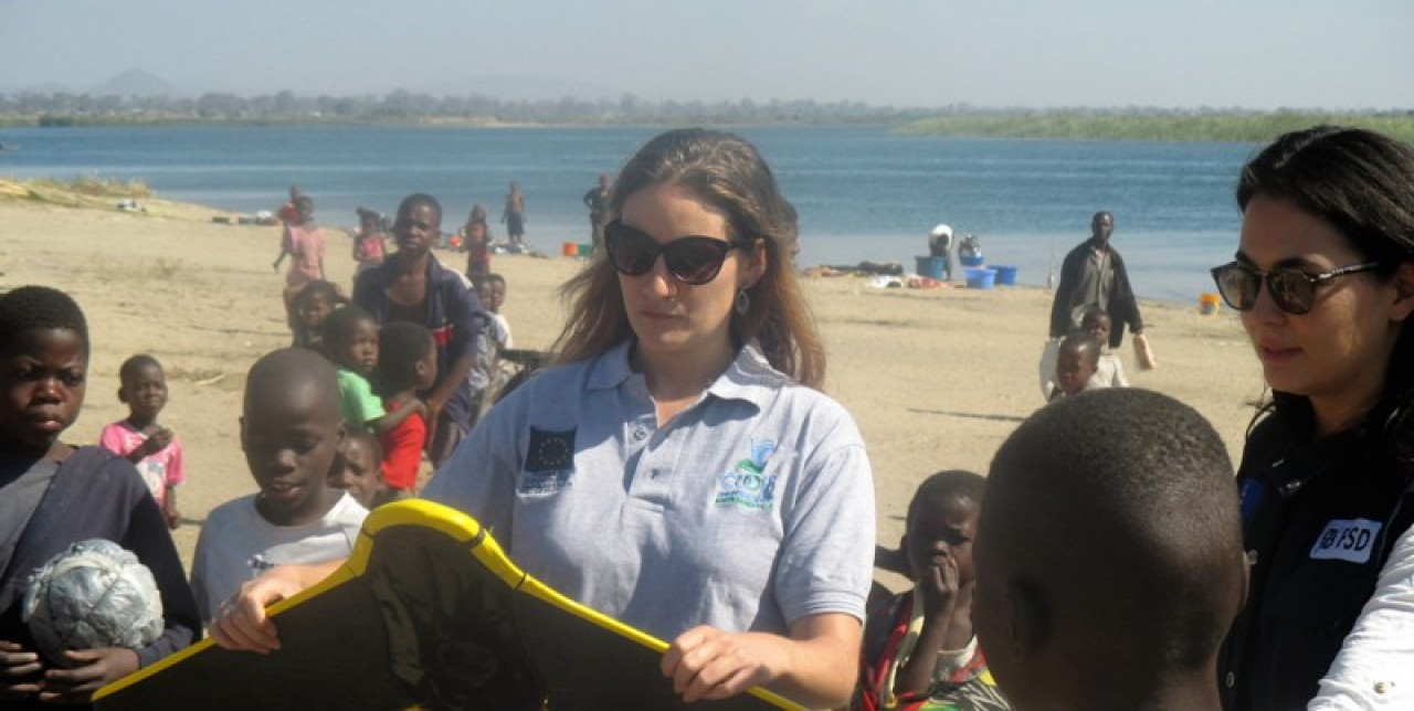 Malawi: drones can help saving lives