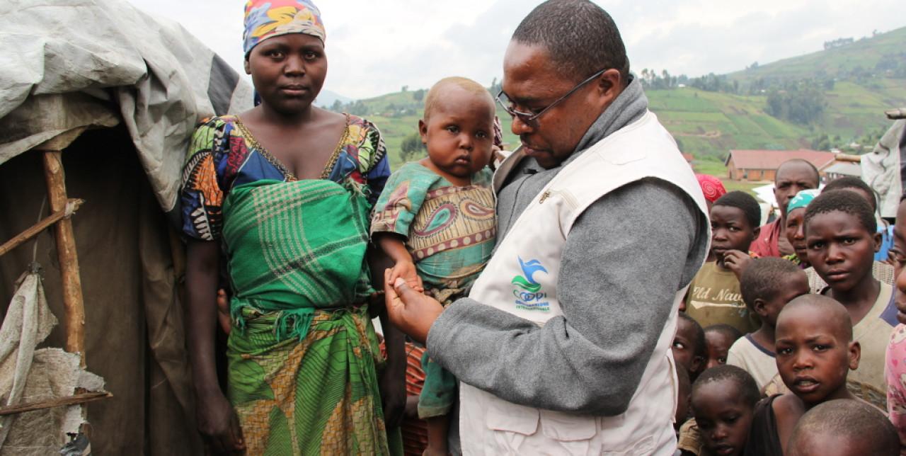 RD Congo: continua il sostegno alle popolazioni del Nord Kivu