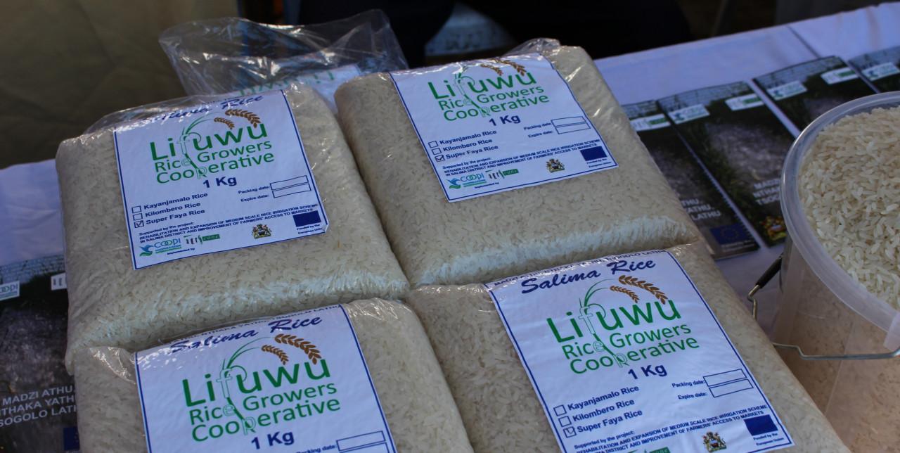 Malawi, Lifuwu debutta alla fiera dell?agribusiness