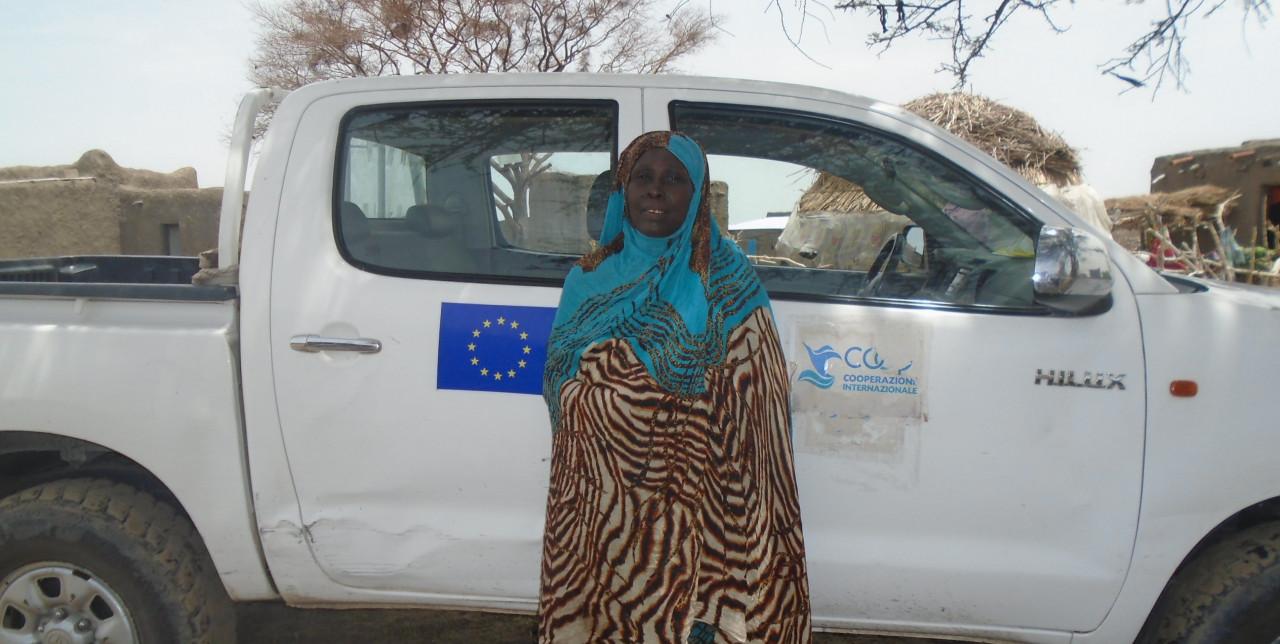 Le conquiste di Maïmouna: più cibo sano per i suoi figli
