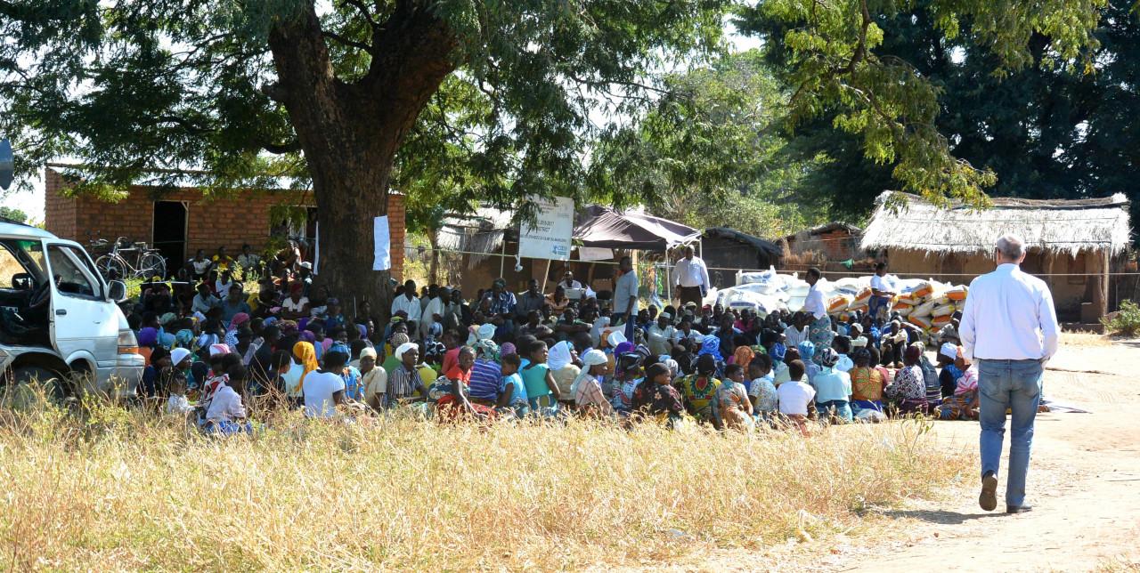 Malawi: visita dell'ambasciatore