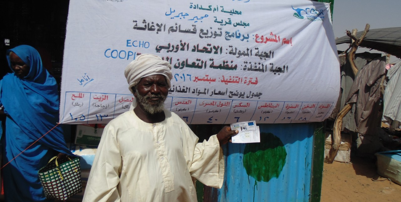 Cash Based Intervention, a means for recovery in Darfur?