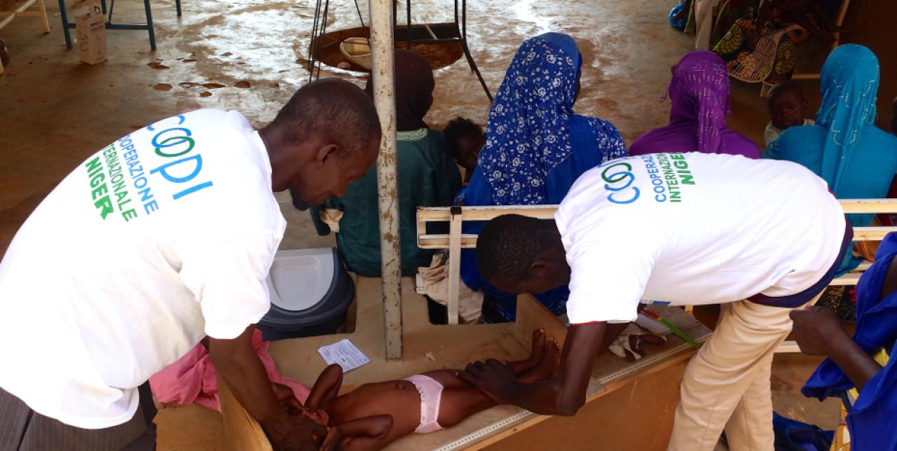 Une journée au Niger avec COOPI