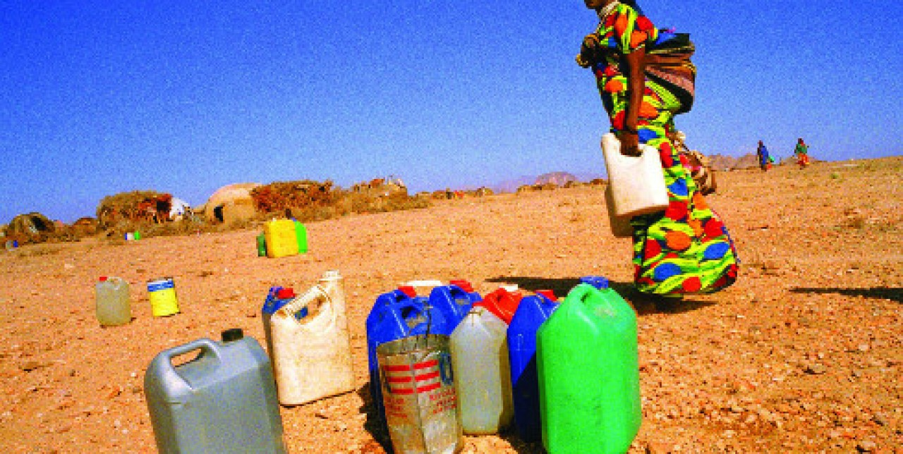 In Etiopia è emergenza siccità