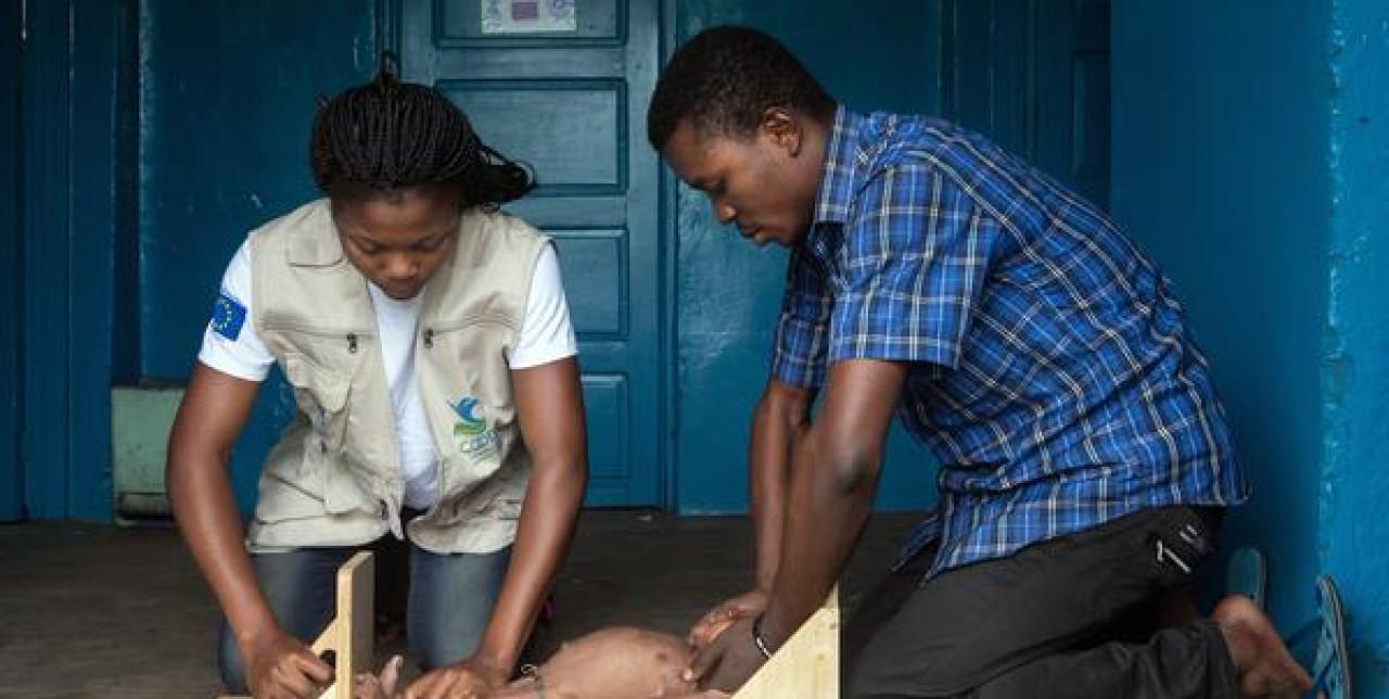RDC, uniti contro la malnutrizione