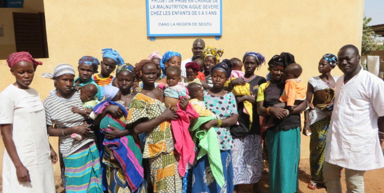 L'impegno umanitario in Mali arriva sugli schermi di EXPO